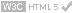 Site Desenvolvido em HTML5 nos padrões internacionais W3C